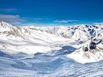 Passo Tonale ski pists